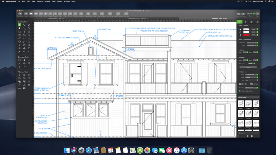 Free CAD Software For Mac | MacDraft Pro Free Trial ...
