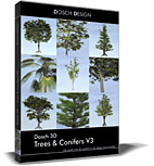 Trees & Conifers V3
