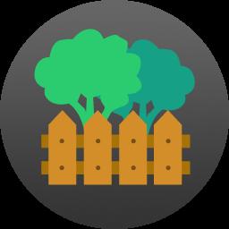 Garden Plan Icon