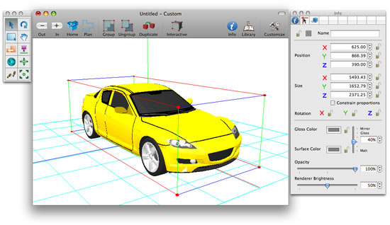 3d Toolbox Build Your Own 3d Cad Software Custom
