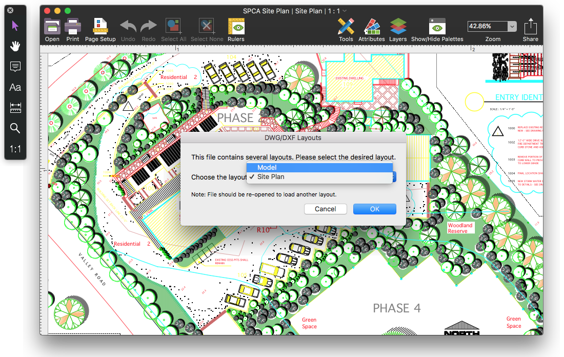 DWG Viewer | View and Annotate your AutoCAD DWG files on the Mac