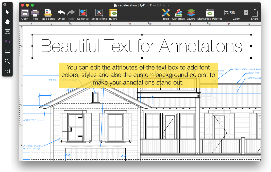 DWG Viewer | View and Annotate your AutoCAD DWG files on the