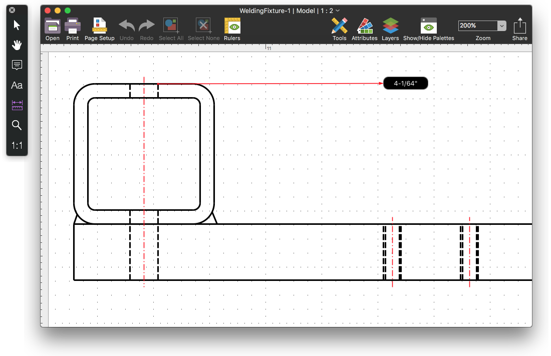 DWG Viewer   View and Annotate your AutoCAD DWG files on the Mac