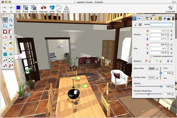 Interiors Features Create Realistic Interiors Animations Home Design Made Easy Microspot Ltd