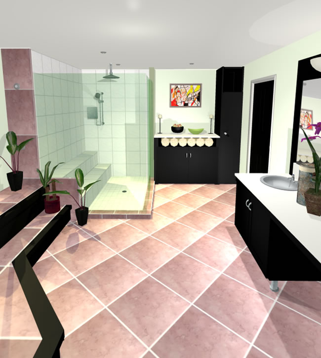 Microspot Interiors Screenshot