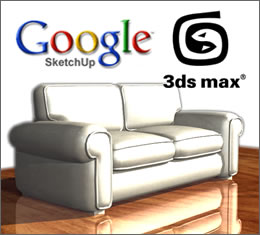 Interiors Pro - Features | 3D Interiors Design & Modeling Software