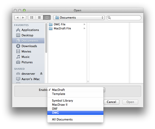 MacDraft Pro - Tutorials   How to convert a DWG file to a PDF ...