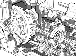 Engine Illustration