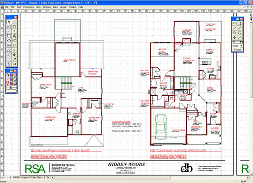 Free home plans drafting kitchen and bath improvement process floor plans Free plan drawing software