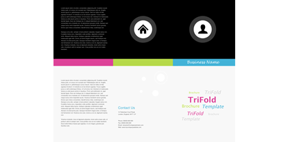 Blank-Half-Fold-Guides-Brochure-Template-Front