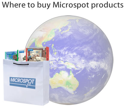 Where to buy Microspot products