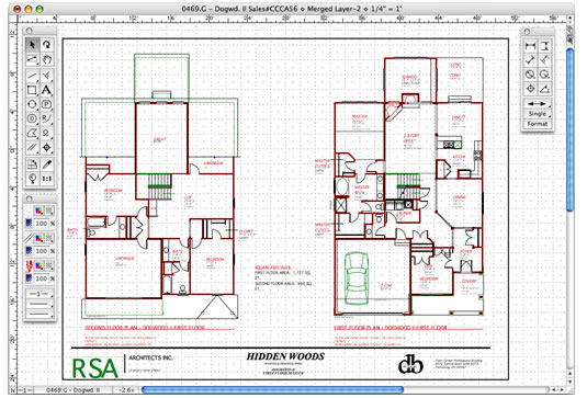 Microspot home design software mac House plans drawing software