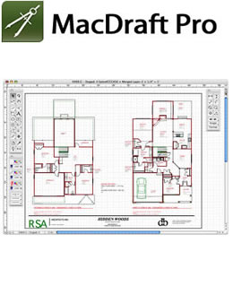 cad software for home design - Mac House Design